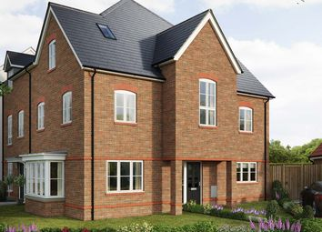 "4 bed semi-detached house for sale in ""The Hedingham"" at Saunders Way, Basingstoke RG23"
