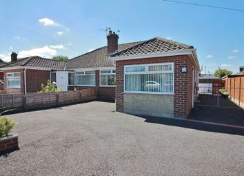 Thumbnail 2 bed semi-detached bungalow for sale in 20 Belvedere Road, Thornton-Cleveleys, Lancs