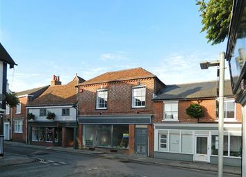 Thumbnail 2 bed flat for sale in West Street, Midhurst, West Sussex