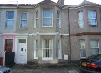 Thumbnail 1 bed flat to rent in Cotehele Avenue, Cattedown, Plymouth
