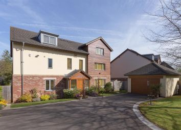 Thumbnail 6 bed detached house for sale in Rectory Road, Easton-In-Gordano, Bristol