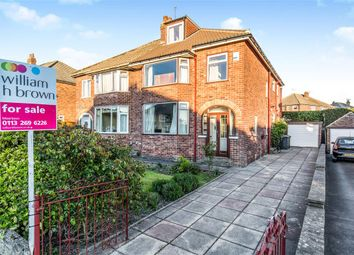 Thumbnail 4 bed semi-detached house for sale in Buckstone Way, Leeds