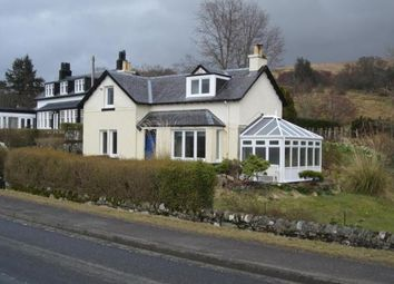 Thumbnail 2 bed detached house to rent in Rhugarbh, Strachur, Cairndow, Argyll And Bute