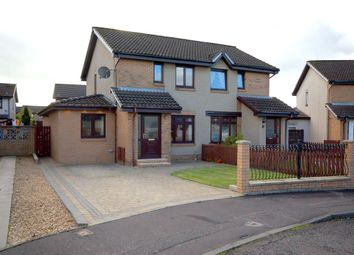 Thumbnail 3 bed semi-detached house for sale in Margaret Place, Bellshill