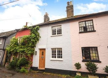 Thumbnail 2 bed terraced house for sale in Freshwell Street, Saffron Walden, Essex