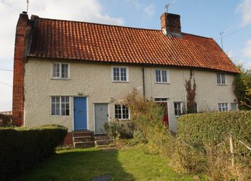Thumbnail 2 bedroom cottage for sale in Main Road, Stratford St. Andrew, Saxmundham