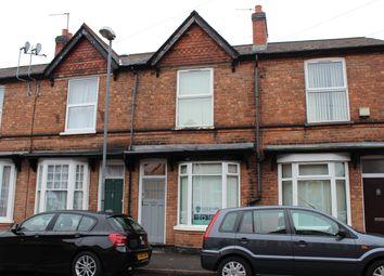 Thumbnail 2 bed terraced house to rent in Osborne Road, Erdington