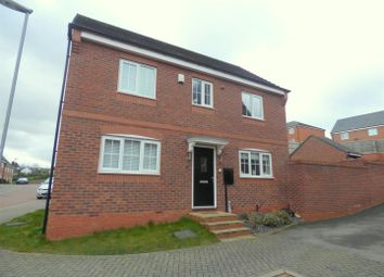Thumbnail 3 bed property for sale in Howieson Court, Nottingham