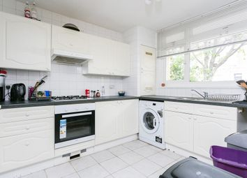 Thumbnail 3 bed flat to rent in Portelet Road, London