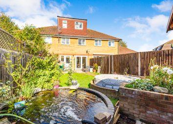 Thumbnail 3 bed terraced house for sale in Hurstlings, Welwyn Garden City