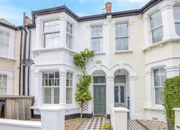 Thumbnail 4 bed terraced house to rent in Cambray Road, London