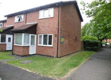Thumbnail 2 bed end terrace house to rent in Cranemore, Werrington, Peterborough