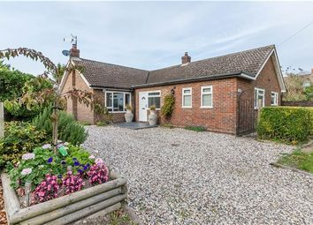 Thumbnail 3 bed detached bungalow for sale in Blakeland Hill, Duxford, Cambridge