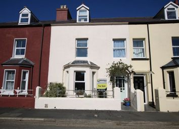 Thumbnail 5 bed terraced house for sale in Santon Terrace, Tower Road, Ramsey, Isle Of Man