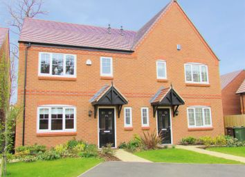 Thumbnail 3 bed semi-detached house to rent in Four Ashes Road, Bentley Heath, Solihull