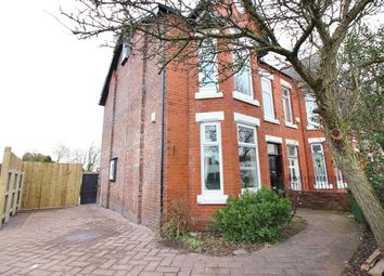 Thumbnail 4 bed semi-detached house to rent in Liverpool Road, Southport
