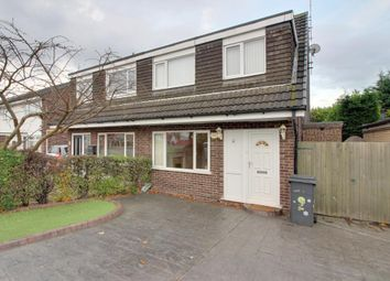 Thumbnail 3 bed semi-detached house for sale in Wharfedale Road, Long Eaton, Nottingham