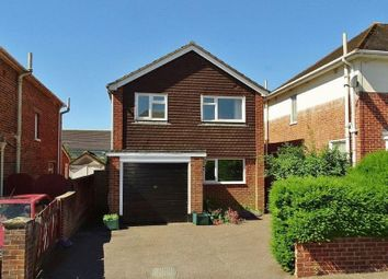 Thumbnail 3 bed detached house for sale in Treeside Road, Shirley, Southampton