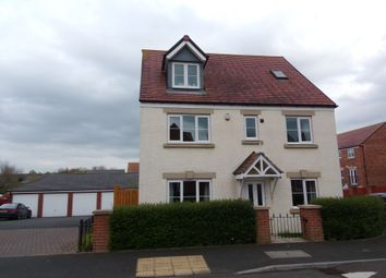 Thumbnail 5 bedroom detached house for sale in Barnwell View, Herrington Burn, Houghton Le Spring