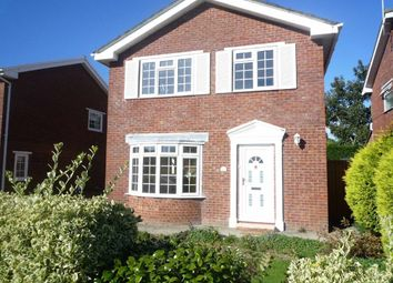 Thumbnail 4 bed property to rent in Manor Grove, Danygraig, Porthcawl