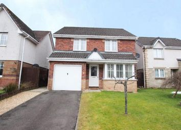 Thumbnail 3 bed detached house for sale in Buchanan Crescent, Livingston, West Lothian