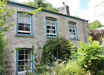 Thumbnail 2 bed cottage for sale in Carthew, St. Austell