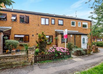 Thumbnail 3 bedroom terraced house for sale in Hamels Drive, Hertford