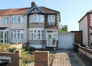 Thumbnail 3 bed end terrace house for sale in Connop Road, Enfield