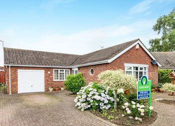 Thumbnail 3 bed bungalow for sale in Malham Close, Lincoln