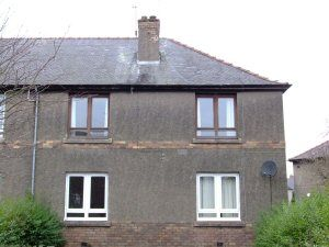 Thumbnail 2 bed flat to rent in Whirlbut Crescent, Dunfermline, 3Ae