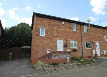 Thumbnail 2 bedroom semi-detached house to rent in Chaplin Grove, Crownhill, Crownhill Milton Keynes
