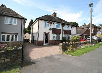Thumbnail 4 bed semi-detached house for sale in Queen Mary Road, Somersall, Chesterfield