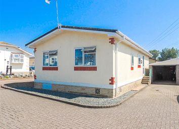 Thumbnail 2 bed mobile/park home for sale in Headley Drive, Bognor Regis, West Sussex