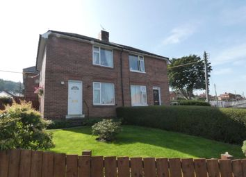 Thumbnail 2 bed semi-detached house for sale in Dale Court, Hexham