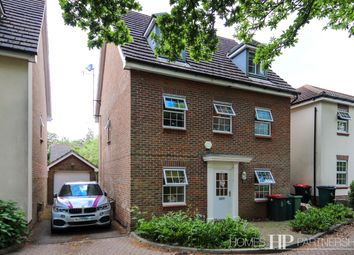 Thumbnail 5 bed detached house for sale in Oakhill Chase, Crawley