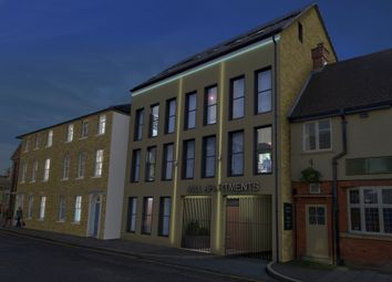 Thumbnail 2 bed flat for sale in Flat 3 (C), 41-43 Mill Street, Bedford