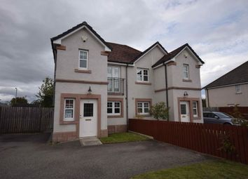 Thumbnail 2 bed semi-detached house to rent in Woodgrove Drive, Inverness