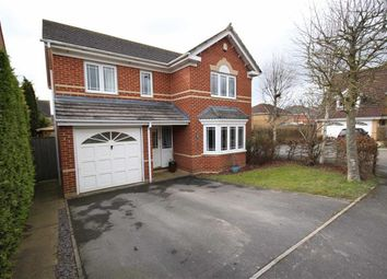 Thumbnail 4 bed detached house for sale in Reynolds Way, Blunsdon, Swindon