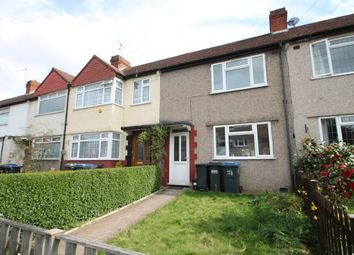 Thumbnail 3 bed property to rent in Rosedene Avenue, Croydon