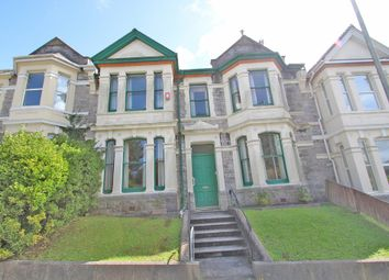 Thumbnail 4 bed terraced house for sale in Lipson Road, Lipson, Plymouth