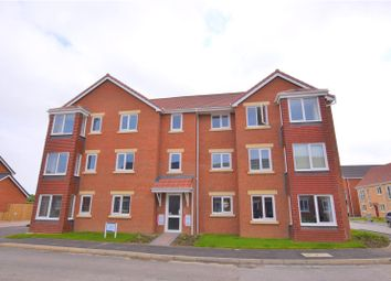 Thumbnail 1 bed flat for sale in Digby House, Lumley Fields, Skegness