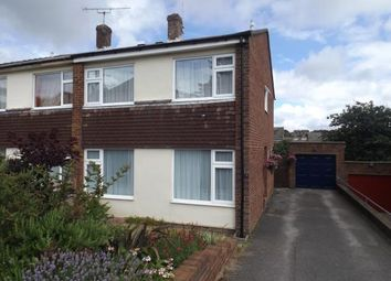 Thumbnail 3 bed semi-detached house for sale in Mayford Road, Poole