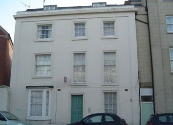 Thumbnail 4 bed flat to rent in Flat 3, 6 Radford Road, Leamington Spa