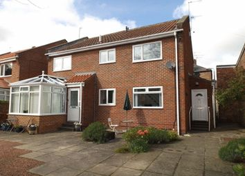 Thumbnail 1 bed semi-detached house to rent in Challoner Place, Morpeth
