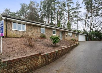 Thumbnail 3 bed bungalow for sale in Woodside Close, Storrington, Pulborough, West Sussex