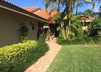 Thumbnail 2 bed town house for sale in 1730 Kestral Park Way S #44, Sarasota, Florida, 34231, United States Of America