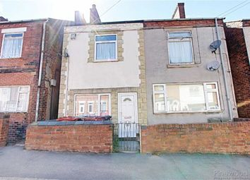 Thumbnail 2 bedroom semi-detached house to rent in Hunloke Road, Chesterfield, Derbyshire