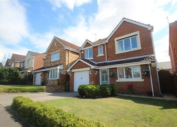 Thumbnail 4 bed detached house for sale in Marguerite Gardens, Upton, Pontefract