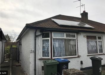 Thumbnail 2 bedroom bungalow to rent in Eton Avenue, Sudbury, Wembley