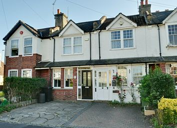 Thumbnail 2 bed terraced house for sale in Cross Road, Bromley